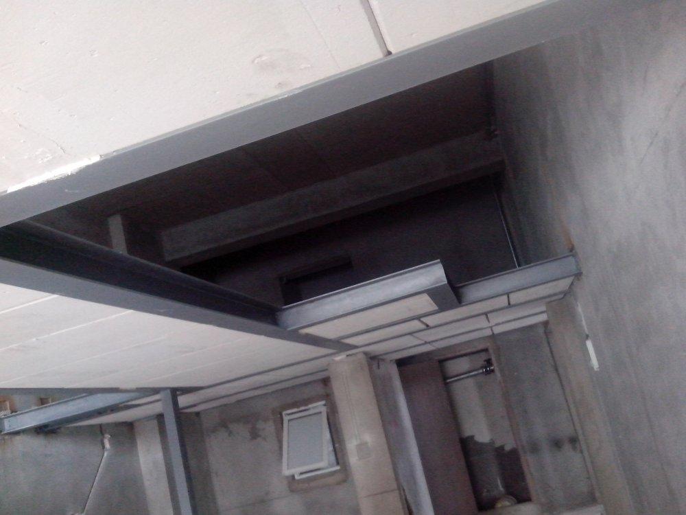 钢结构阁楼1